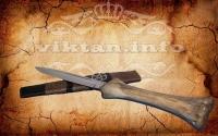 Ритуальный колдовской нож - Атам